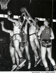 1952 Eatonville Cruiser Basketball