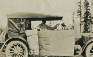 Peterson's and their 1914 Cadillac
