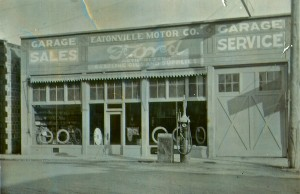 Ford Garage (ca. early 30s)