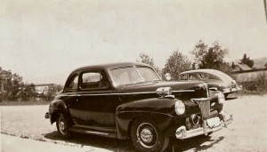Marshal Daly's 1941 Ford Coupe
