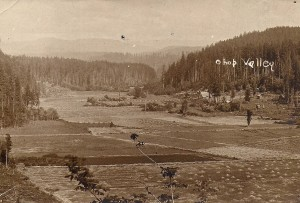 Ohop Valley, early 1900s