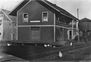 Train Depot on Madison