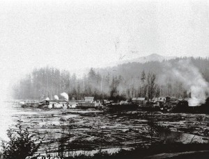 Milling in Mineral (early 1900s)