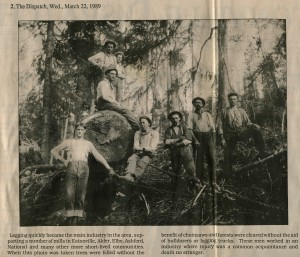 Early loggers