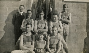 1918 EHS Basketball Team