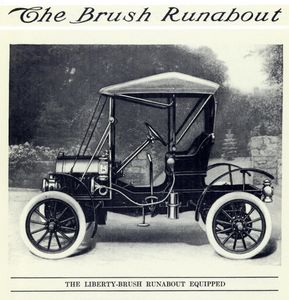 Liberty Brush Runabout