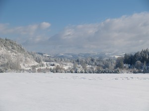 Snowy Ohop Valley