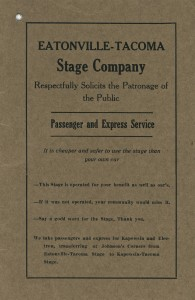 1937 Stage Ad