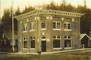 Eatonville Bank - the early years