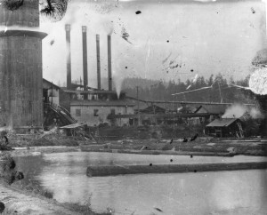 Eatonville Mill (ca. 1930)
