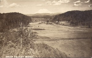 Ohop Valley, between 1907 & 1920