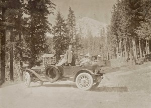 trip to the mountain (ca. 1920)