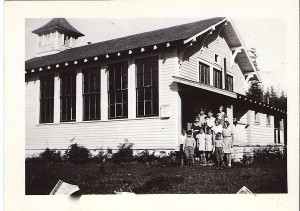 Edgerton School, 1920s