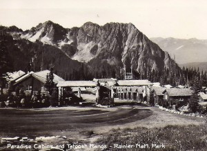 Paradise Cabins 1939