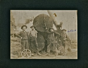 Clint Smith and Crew (early 1900s)