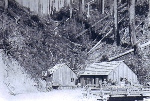 Canyon Road Camp (ca. 1920s)