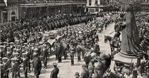 Queen's Funeral Procession