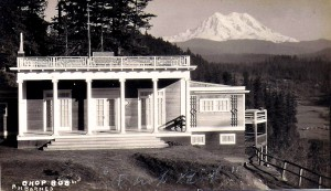Ohop Bob around 1914 when it was first built