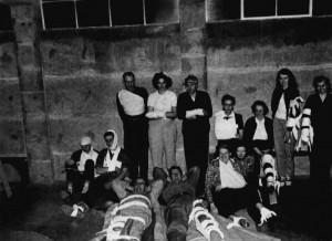 First Aid class - ca. 1954