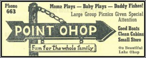 Point Ohop Ad