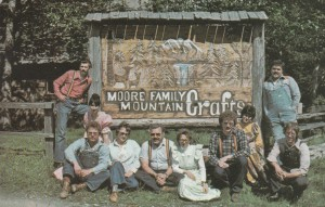 Moore Family Mountain Crafts