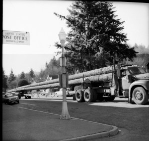 Long Logs, March 1960