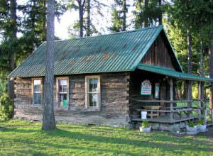 First School House (photo taken 2006)