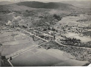 View of Eatonville in the 40s